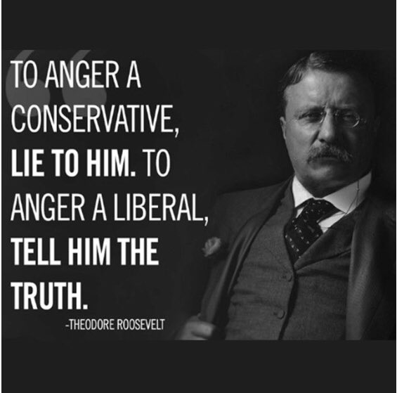 To Anger a Conservative . . .